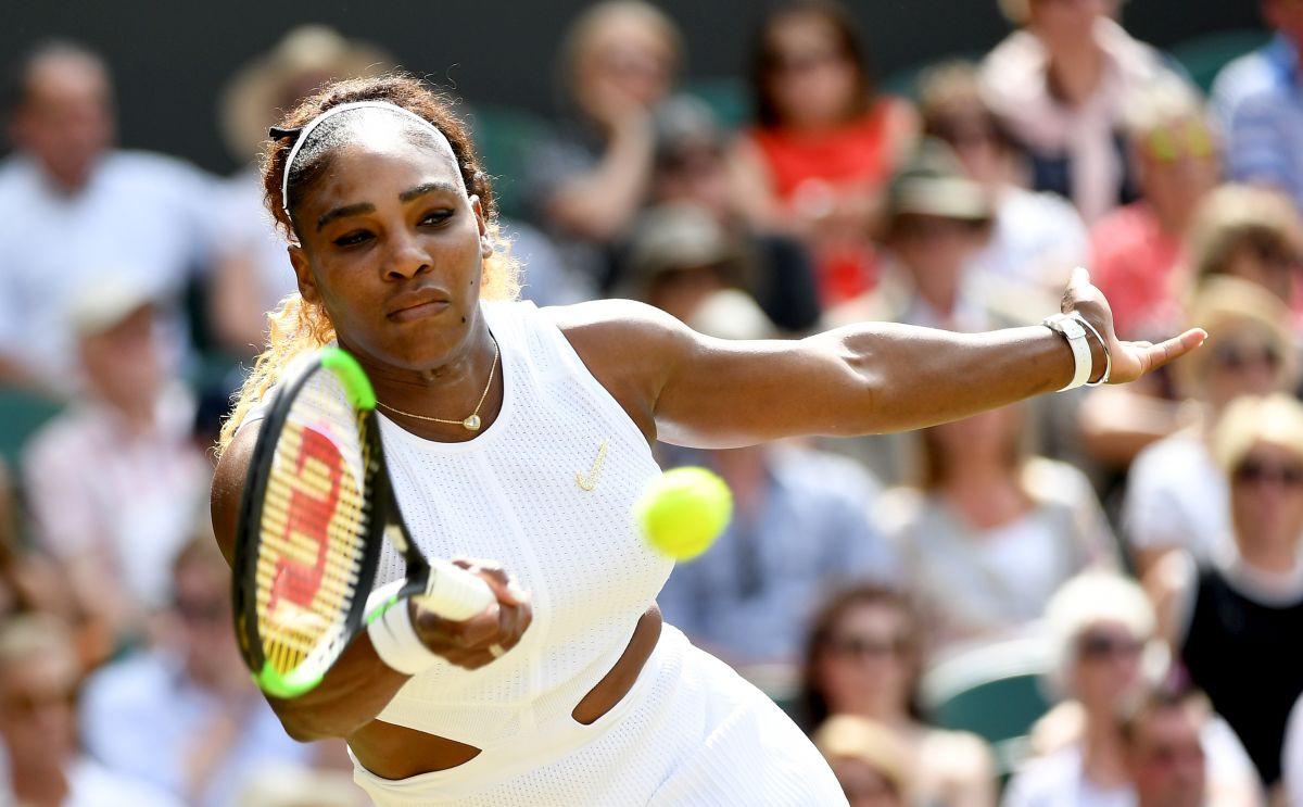 Serena Williams ekspresno do finala Wimbledona