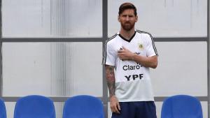 Messi dobio motiv više pred Hrvatsku