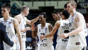 Sjajnom odbranom Partizan slomio Albu