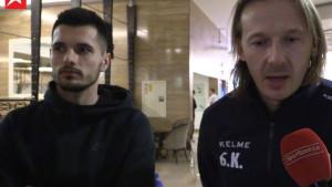 Krunić zatečen pitanjem: Je li Zakariću zagarantovano mjesto u prvih 11? Nije lijepo o tome ovako...