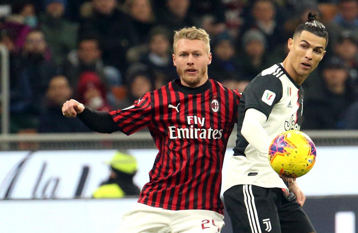 Milan mora požuriti želi li potpisati Kjaera