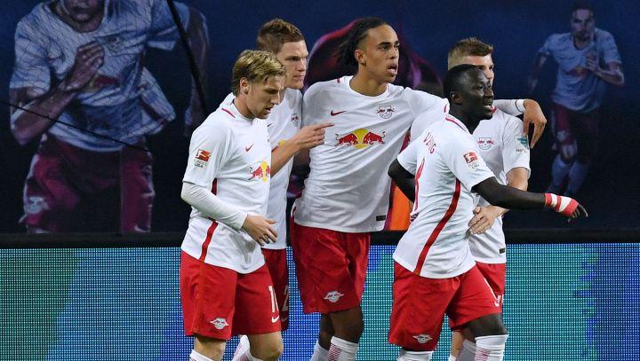 Leipzig nastavio pratiti Dortmund i Bayern