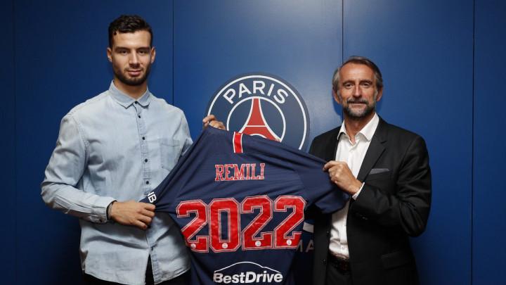 Remili u PSG-u do 2022. godine
