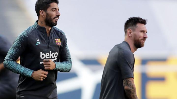 Lionel Messi s oduševljenjem podržao odluku čelnika Barcelone