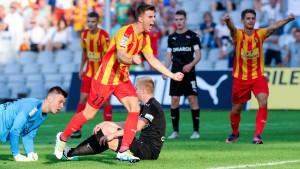 Sjajno otvorio sezonu: Jukić u timu kolu Ekstraklase