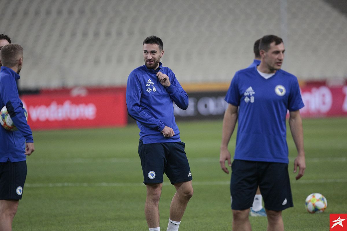 Riad Bajić karijeru nastavlja u Seriji B
