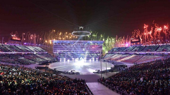 Neka igre počnu: Spektakl u PyeongChangu
