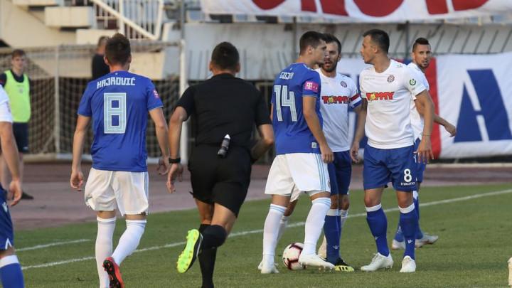 Mreže mirovale u derbiju Hajduka i Dinama