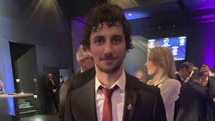 Miroslav Stevanović proglašen za najboljeg igrača švicarske Challenge lige za 2018. godinu