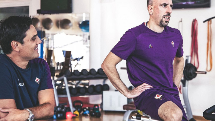 Trener Fiorentine nakon dolaska Riberyja: Malo je zahrđao...