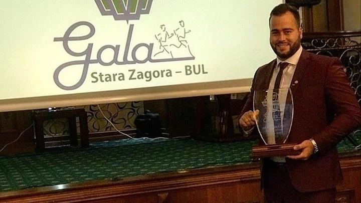 Mesud Pezer izabran za najboljeg atletičara Balkana