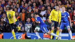 """""""Andres Iniesta nije dobrodošao na Stamford Bridge"""""""