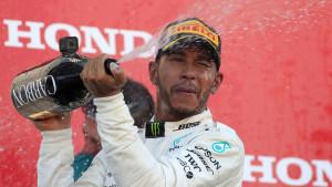 Hamilton već ovog vikenda može do nove titule prvaka svijeta