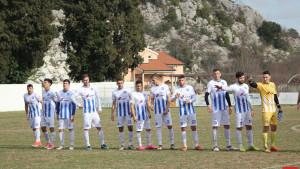 U NK GOŠK razočarani: Husejinović je prije utakmice govorio da treba samo lagano, te da će i on tako