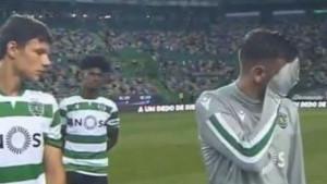 """Bruno Fernandes nije izdržao: Zaplakao i """"potvrdio"""" odlazak u Manchester United"""