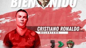 Meksički tim predstavio pojačanje - Cristiano Ronaldo