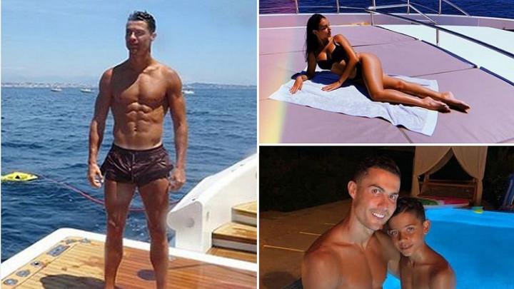 Kada Ronaldo dođe na odmor, konobarima 'svane': Nakon bakšiša Portugalca, mogu dati otkaz!