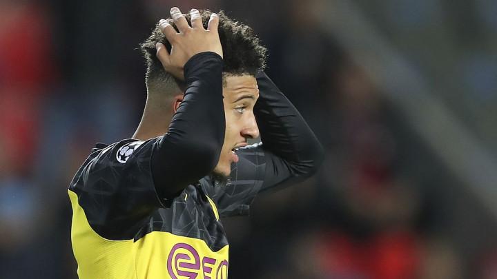 Borussia Dortmund suspendovala Jadona Sancha!