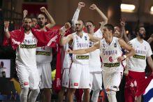 Poznat spisak Srbije za Eurobasket