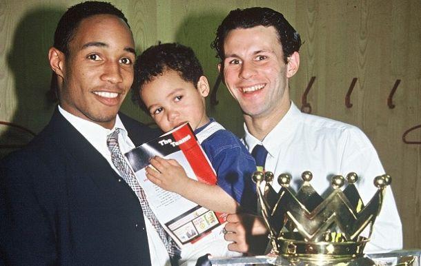 Ryan Giggs igrao protiv oca i sina