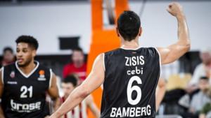 Brose Bamberg umirovio broj 6 Nikosa Zizisa