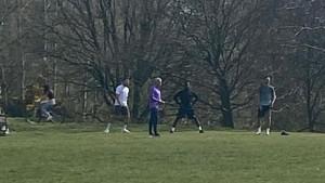 Mourinho organizovao trening, pa doživio uvrede: Bojim se da se broj idiota povećao!