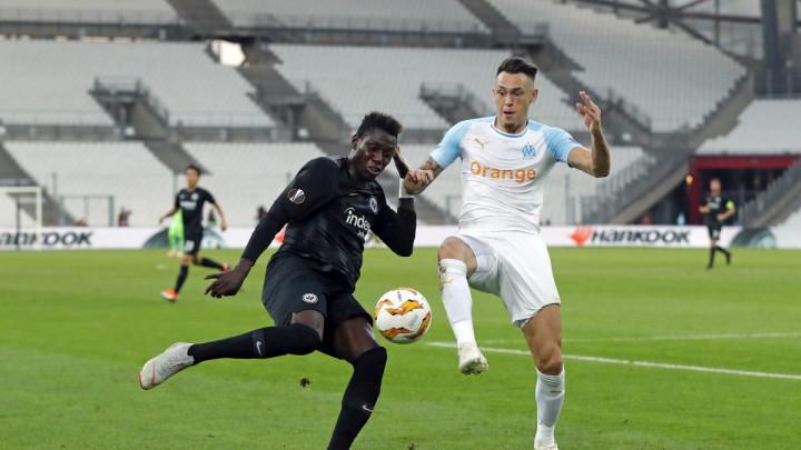 Luka Jović šokirao Marseille na sablasnom Velodromeu