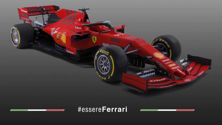 Ferrari predstavio novi bolid naziva SF90 za novu sezonu