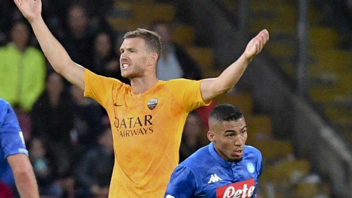 Džeki se neće svidjeti kada vidi ko sudi večeras Romi protiv Frosinonea
