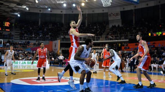 Partizan teže od očekivanog u polufinalu Kupa Radivoja Koraća