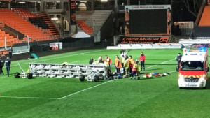 Smrt na stadionu nakon utakmice francuskog prvenstva