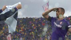 Hugo postigao gol, pa salutirao kapitenu!