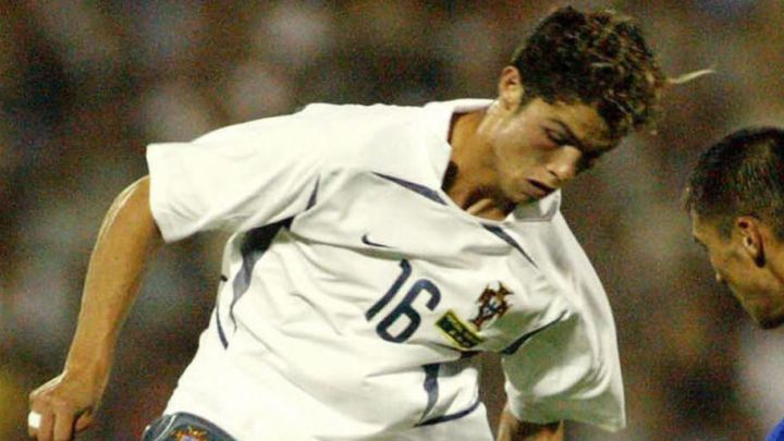 8. Debi za reprezentaciju Portugala