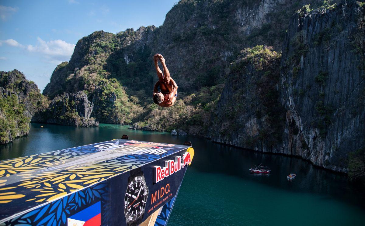 Hunt i Iffland dominantni na otvaranju Red Bull Cliff Diving sezone