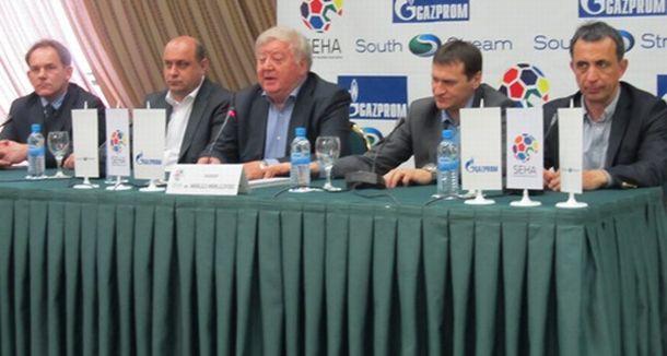 SEHA potpisala ugovor sa Gazpromom