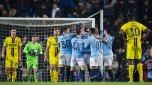 Pobjeda od 9:0: Manchester City rastavio Burton na proste faktore!