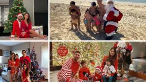Poznati sportaši slave Božić: Većina ih ostala kod kuće, Ronaldo i ovog puta smislio nešto svoje