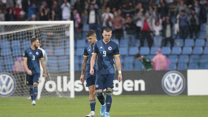 Dolaskom nove godine Haris Duljević nestao s terena