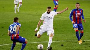 Real Madrid nije blistao, ali je slavio u gostima protiv Eibara