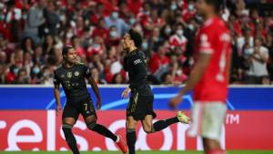 Bavarska mašina melje sve pred sobom: Bayern deklasirao i Benficu