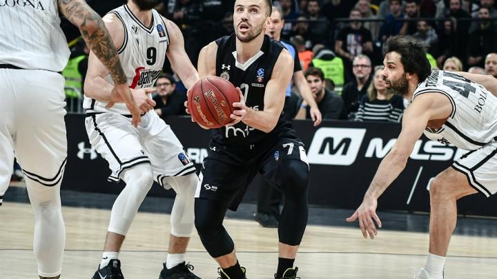 Veliki trijumf Partizana u Bologni, ozljeda Gordića