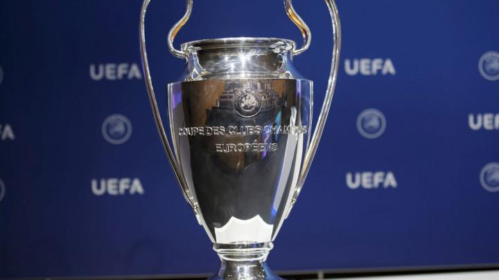 Određene prve dvije jakosne skupine za žrijeb Lige prvaka