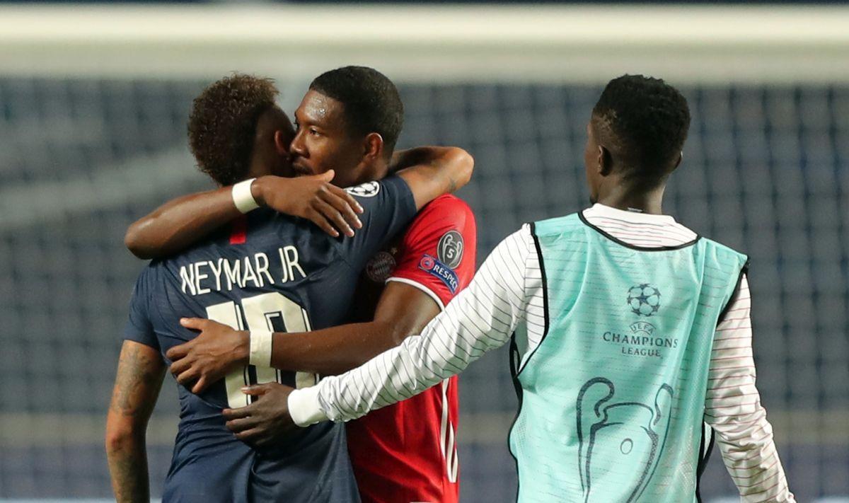 Neymar nije zaboravio ono što je Alaba napravio nakon finala prošle godine