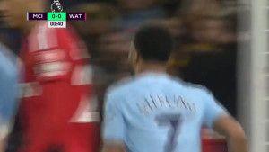 Cityju je trebalo samo 38 sekundi da povede protiv Watforda