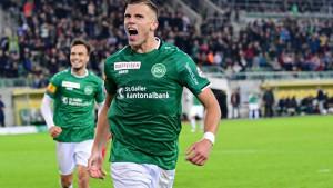 Ermedin Demirović je postao nemilosrdna zvijer pred golovima rivala, za 19 minuta je uništio Sion!