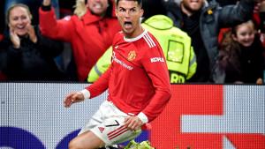 Ronaldo 'zaboravio' proslaviti gol na svoj način
