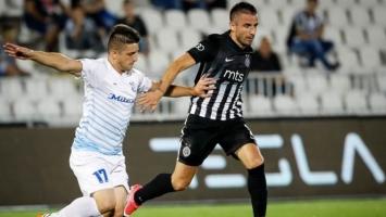 Hendikep pred Dynamo: Partizan ostao bez Tošića