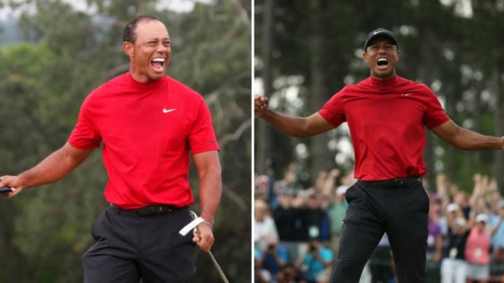 Kladioničar osvojio 1,2 miliona dolara nakon historijske pobjede Tigera Woodsa