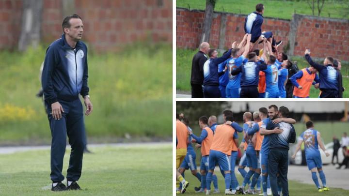 Varešanović: Igrači, igrači i samo igrači, njima skidam kapu