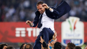 Allegri: Ostajem u Juventusu, naravno ako me ne otpuste